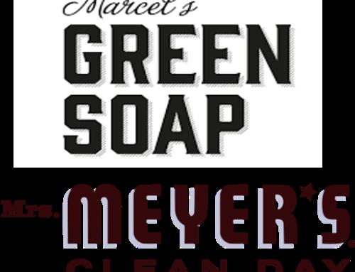 Heeft Marcel, bekend van die groene zeep, een tante in Amerika?
